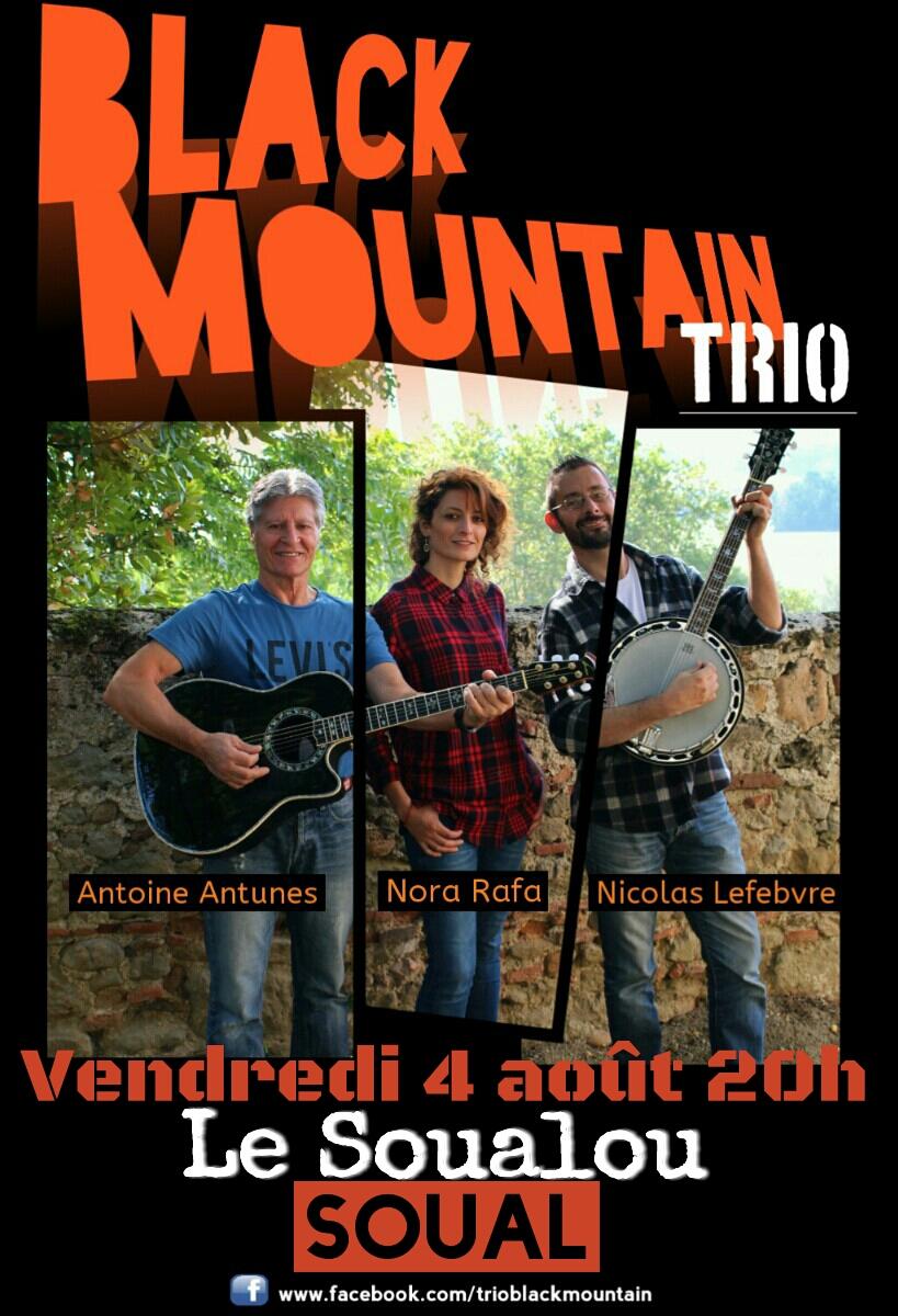 Concert de Black Moutain