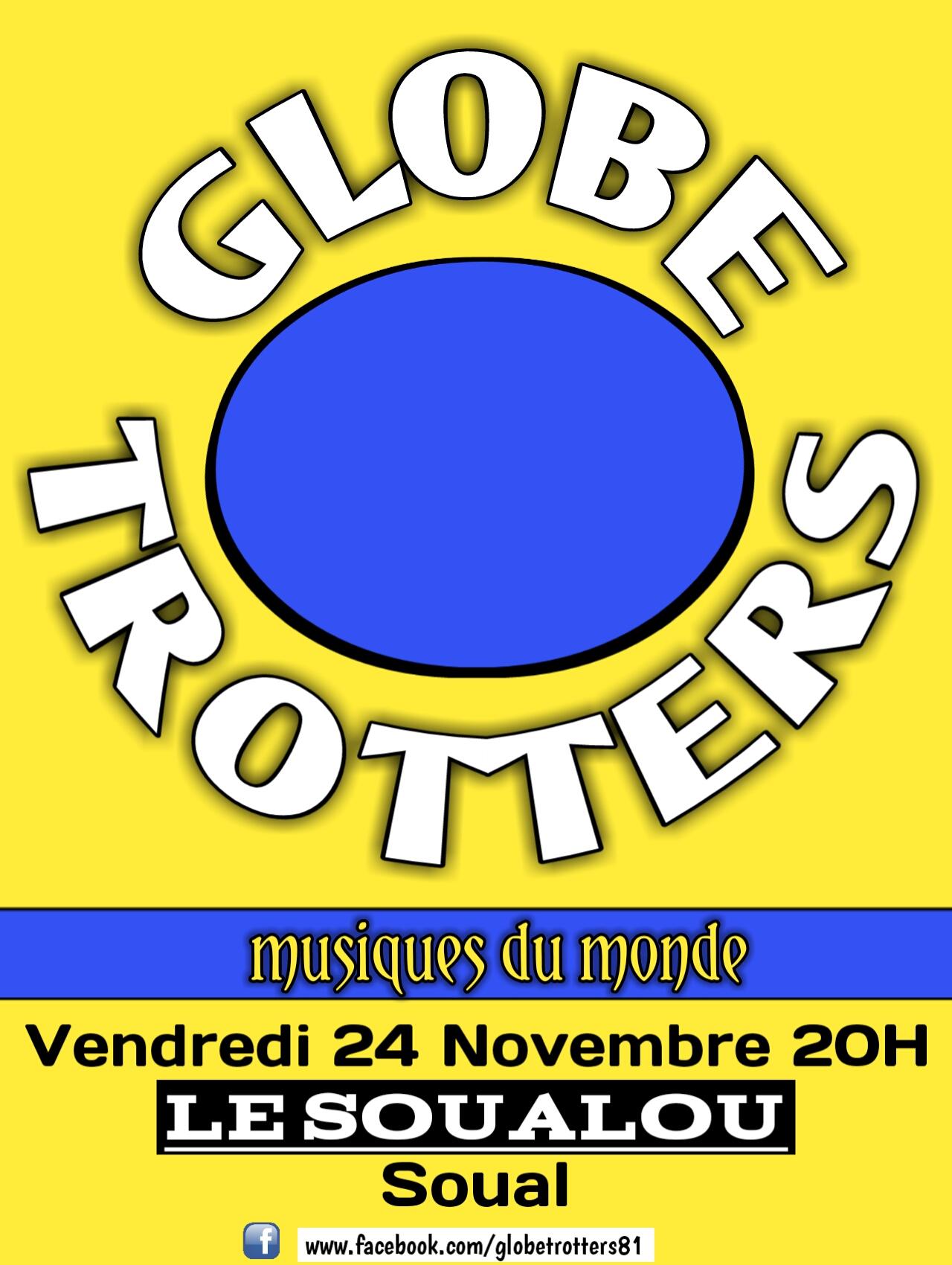 Concert Les Globes Trotters