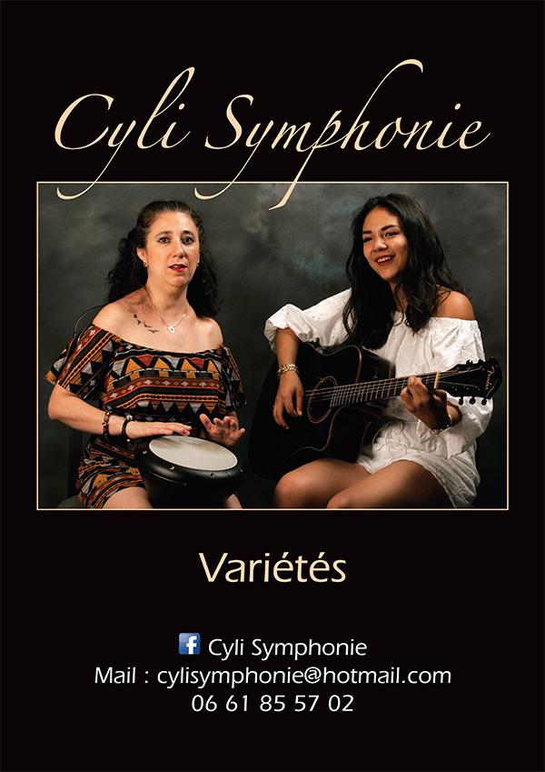 Concert des Cyli Symphonie au Soualou le 3 août